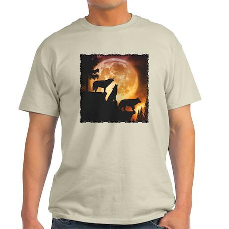 Wolves Peak Light T-Shirt