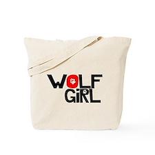 Wolf Girl - Tote Bag
