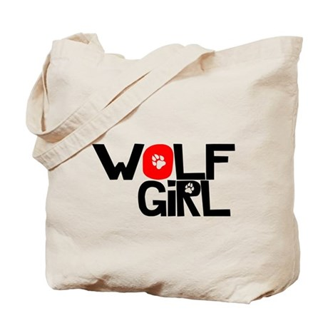 Wolf Girl - Tote Bag