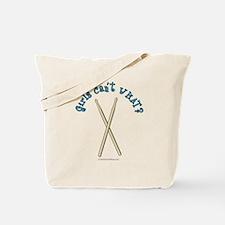 Drum Sticks Tote Bag