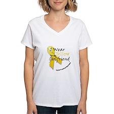 Yellow for Girlfriend Shirt