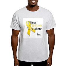 Yellow for Husband T-Shirt
