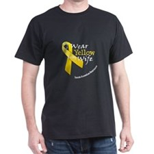 Yellow for Wife T-Shirt