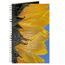 Shiny Sunflower Journal