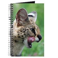 Serval Cat Journal