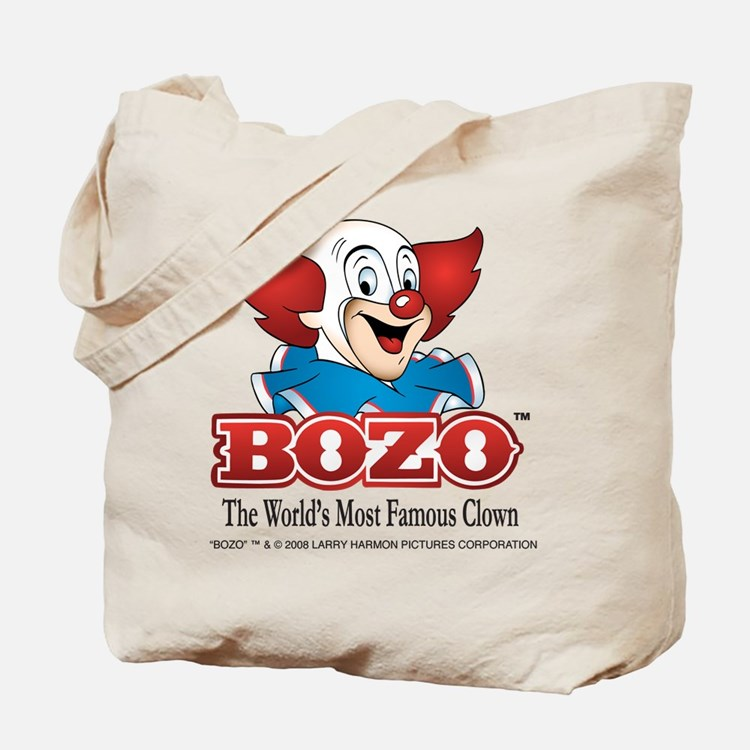 Cute Clown Tote Bag