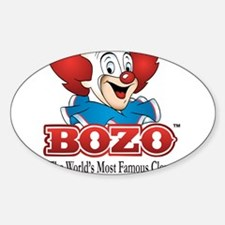 Bozo face Decal