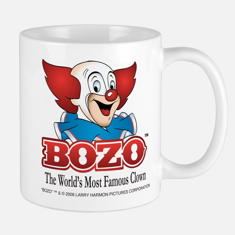 Bozo face Mugs