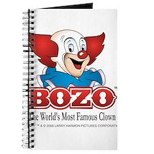 Cute Bozo Journal