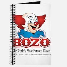Cute Clown Journal