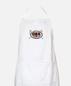Outer Banks NC - Oval Design Apron