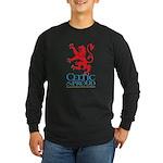 C&P Scots Long Sleeve Dark T-Shirt