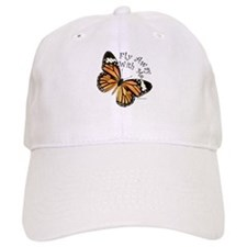 Monarch Butterfly Baseball Cap