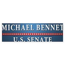 Michael Bennet Bumper Stickers