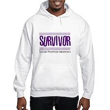 Purple Survivor Hoodie