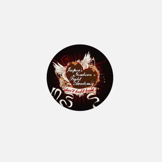 Jasper's Fight Academy Mini Button