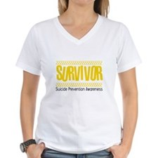 Yellow Survivor Shirt