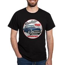 55StuPresBlu-C8trans T-Shirt