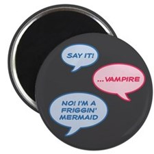 Say It! Mermaid Magnet