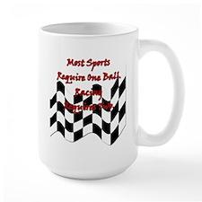 Auto Racing Mug