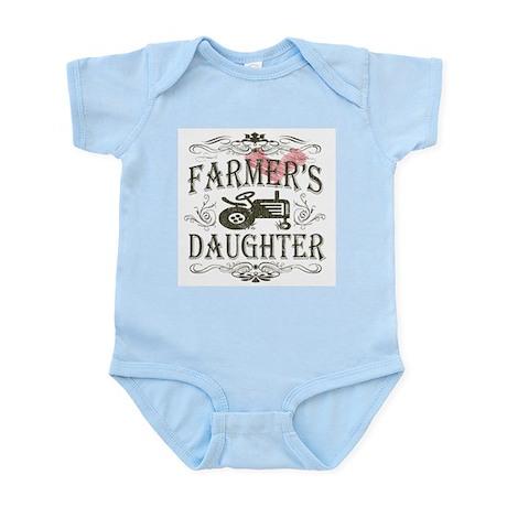 Farmer's Daughter Infant Bodysuit