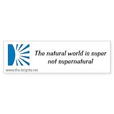 Funny Brightsshop Bumper Sticker
