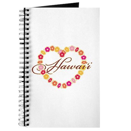 Lei of Love Journal