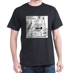 Dorian Gray's Computer Graphics T-Shirt