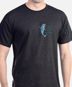 My Best Friend is a Dolphin T-Shirt