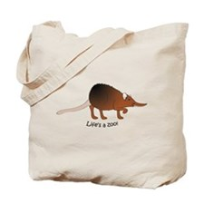 Giant Elephant Shrew #2 Tote Bag