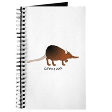 Giant Elephant Shrew #2 Journal