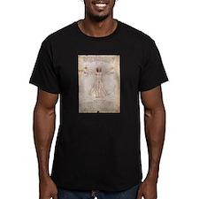 Vitruvian Man by Leonardo T