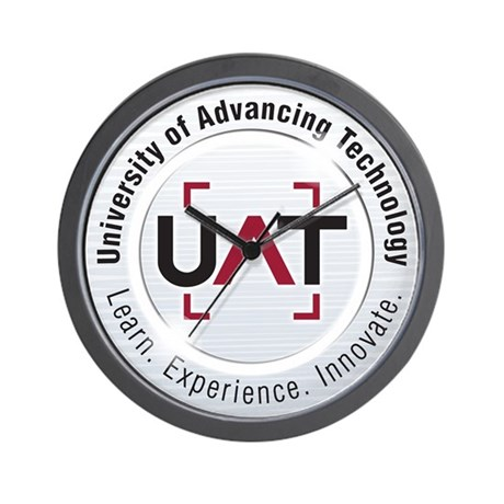 UAT Wall Clock