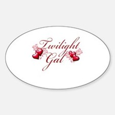 Twilight Gal Decal