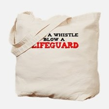 Save a Whistle Tote Bag