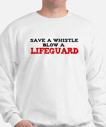 Save a Whistle Sweater