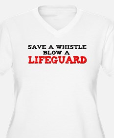 Save a Whistle T-Shirt