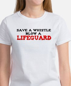 Save a Whistle Tee