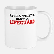 Save a Whistle Mug