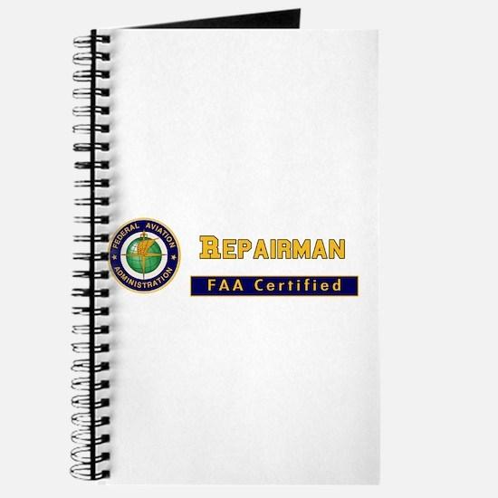 FAA Certified Repairman Journal