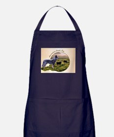 Australian Cattle Dog Apron (dark)