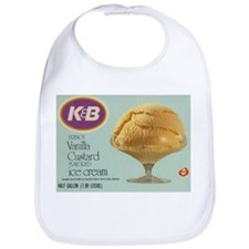 K&B Ice Cream Bib