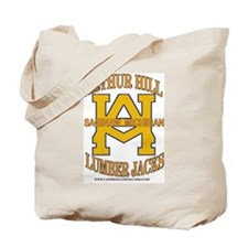 ARTHUR HILL LUMBERJACKS Tote Bag