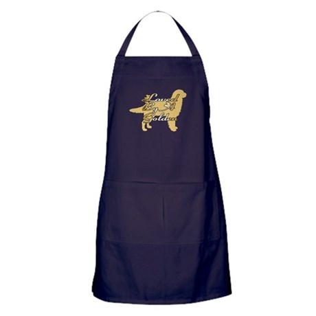Loved By A Golden Apron (dark)