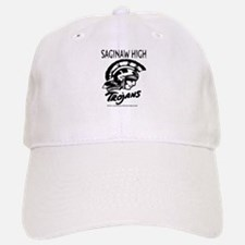 SAGINAW HIGH TROJANS Baseball Baseball Cap