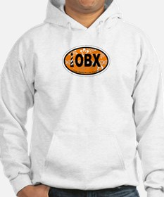 Outer Banks NC - Oval Design Jumper Hoody