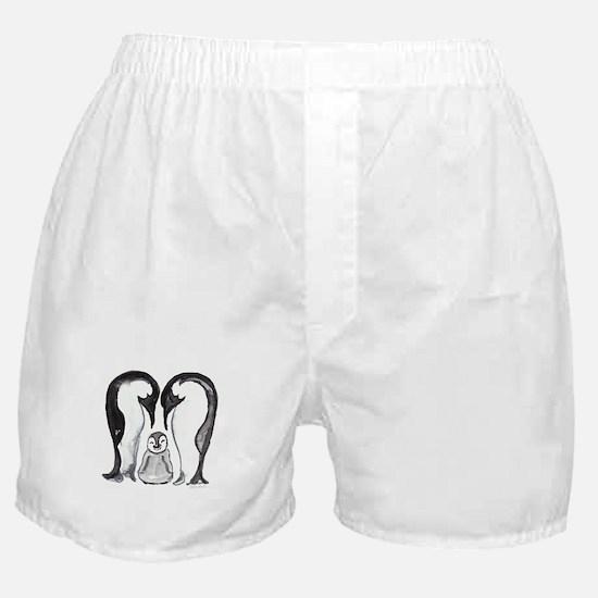 Warm Hearts Boxer Shorts