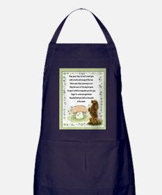 Blessing of the Dogs Apron (dark)