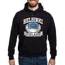 Helsinki Finland Hoody