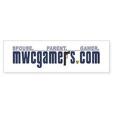 MwC Bumper Bumper Sticker